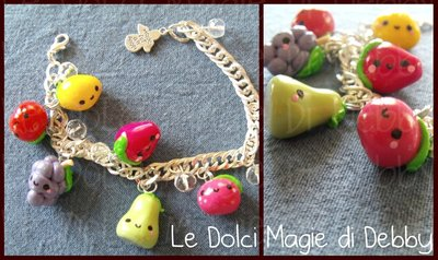 Bracciale Fruits