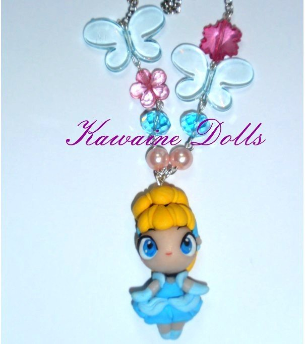 Collana Cenerentola, Cinderella Necklace