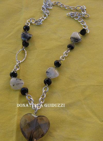 Collane gioielli collane di i bijoux di dodi su misshobby - Collane di design ...