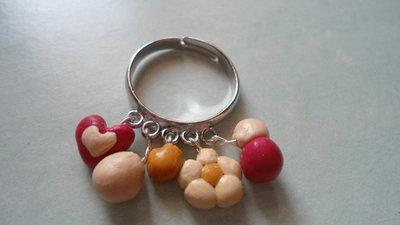 anello collezione autunno-inverno red