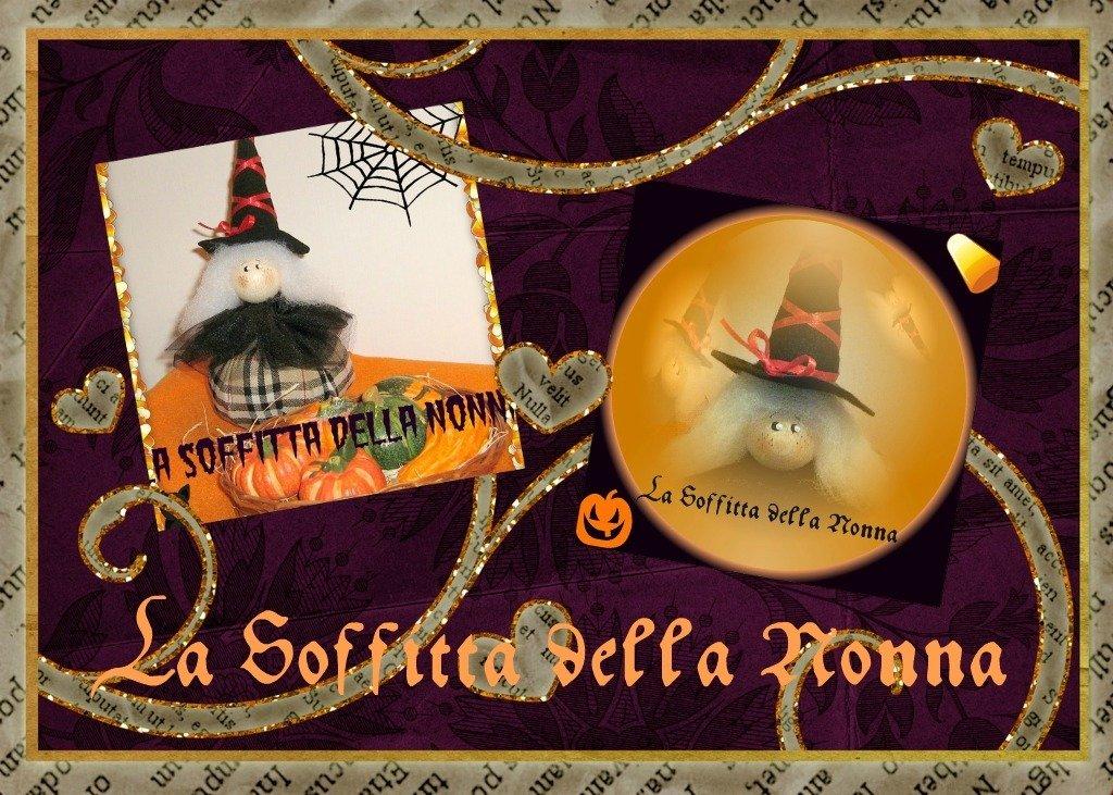 Strega di Halloween. halloween witch