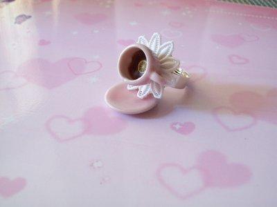 Tea ring-pink