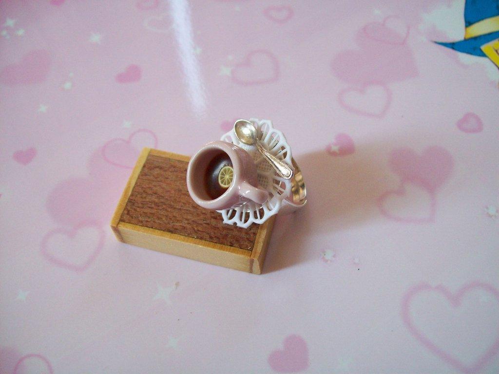 Tea ring 2-pink