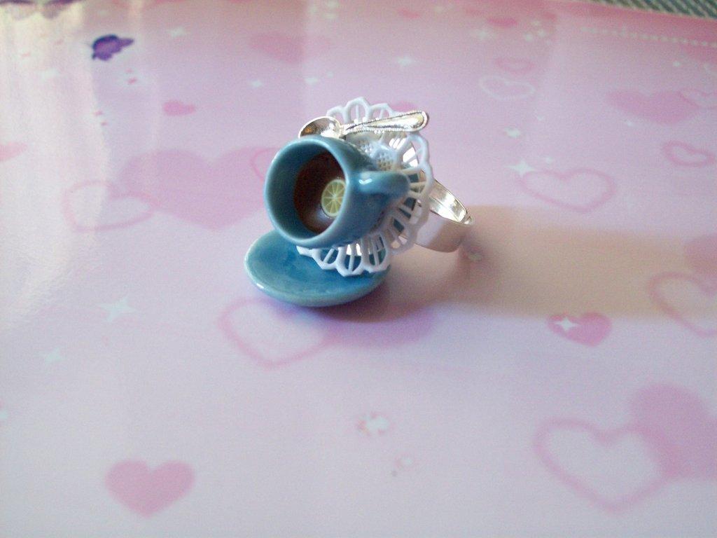 Tea ring 2-blue
