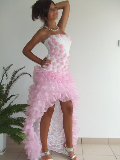 Sogno rosa - un abito da sogno