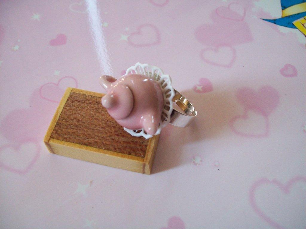 Teapot-pink