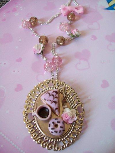Necklace-brooch