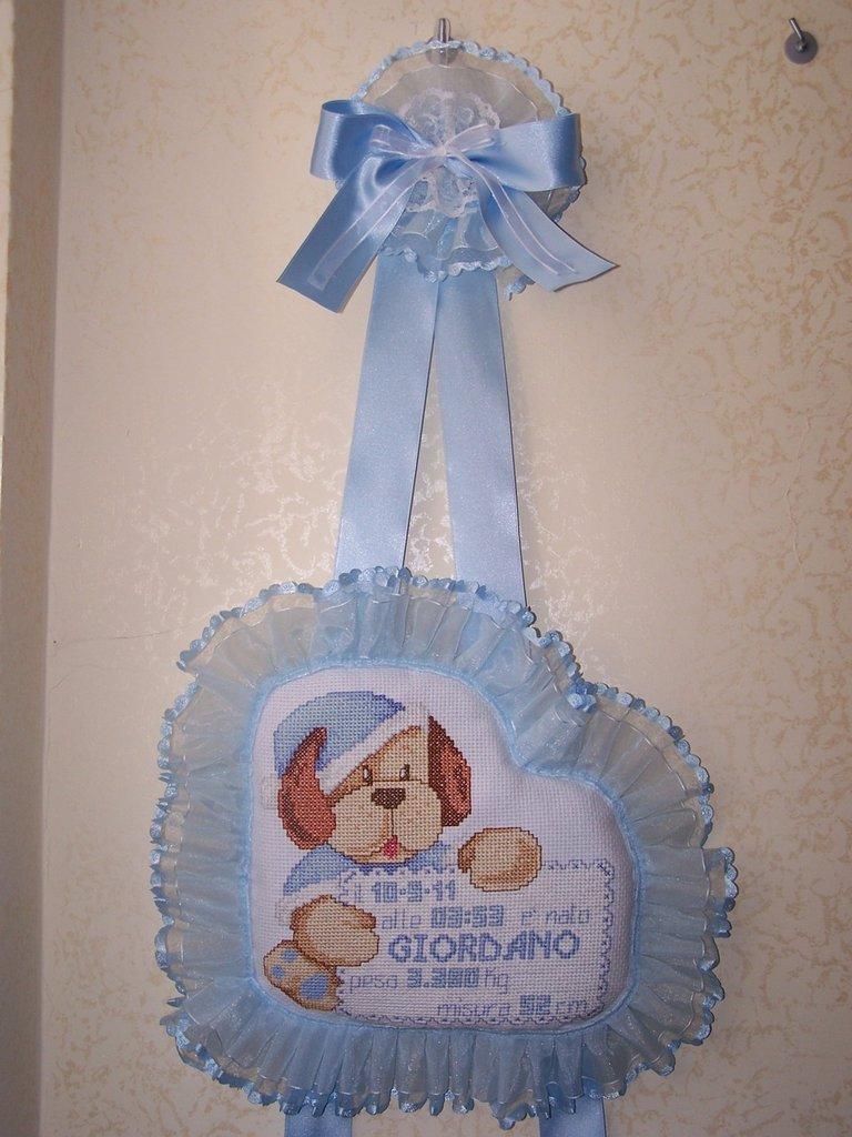 Top Annuncio Fiocco Nascita - Bambini - Nascita - di La Bottega di  RQ21