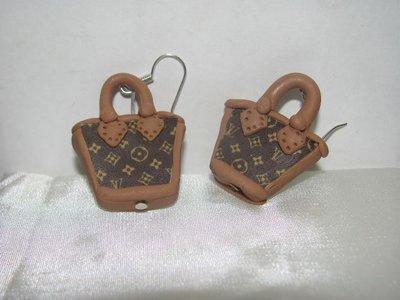 orecchini borsette