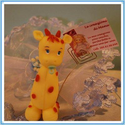 002 Baby Giraffa