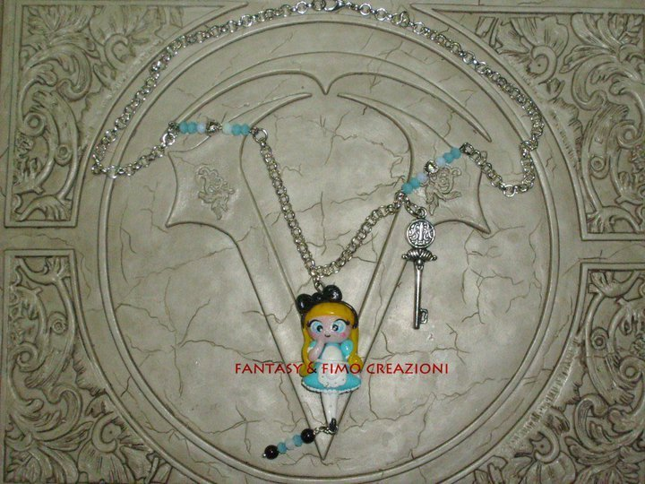 Collana Alice in Wonderland