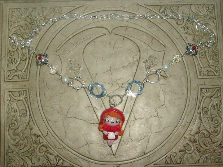 Collana Cappuccetto rosso