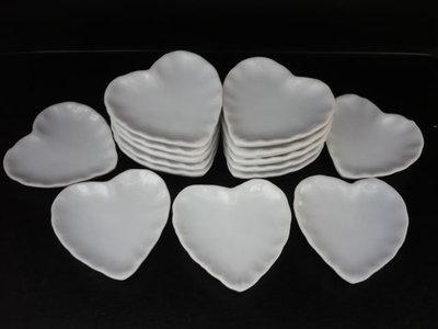 Piatti in Ceramica Cuore