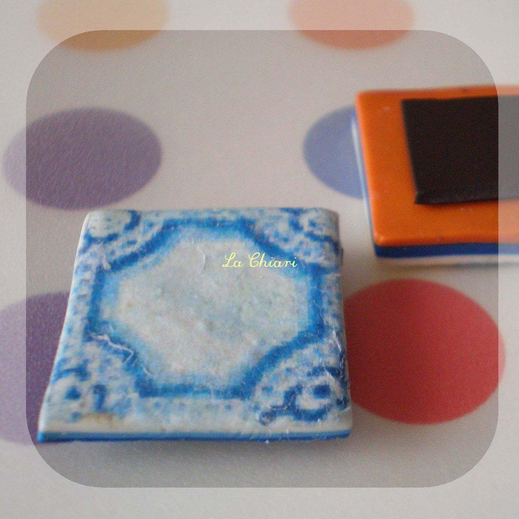 MEDITERRANEAN TILE #1 magnet
