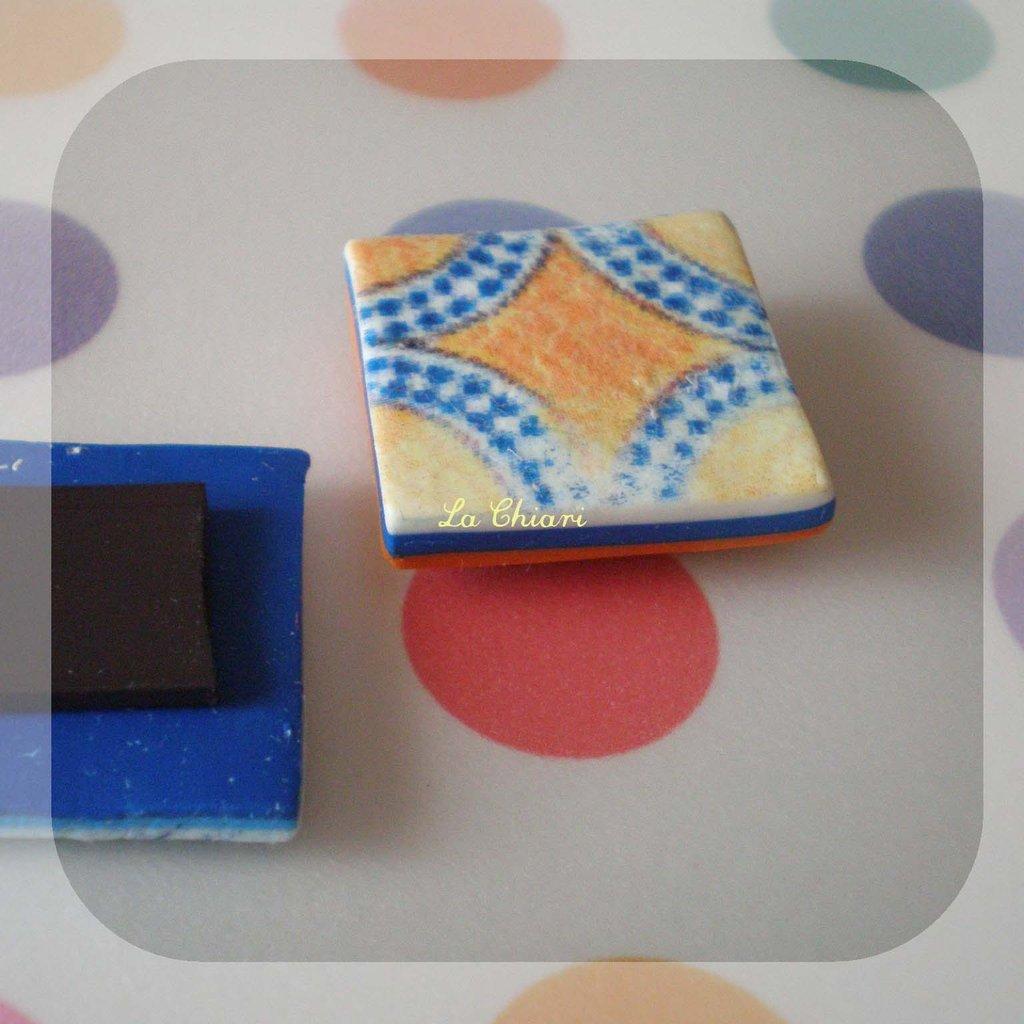 MEDITERRANEAN TILE #2 magnet