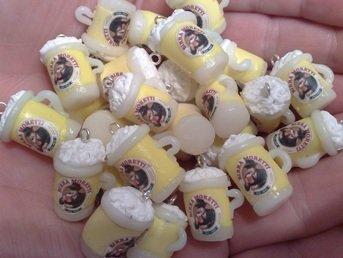 ciondoli in fimo miniature