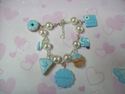 Heavenly multicharms bracelet-7pendants