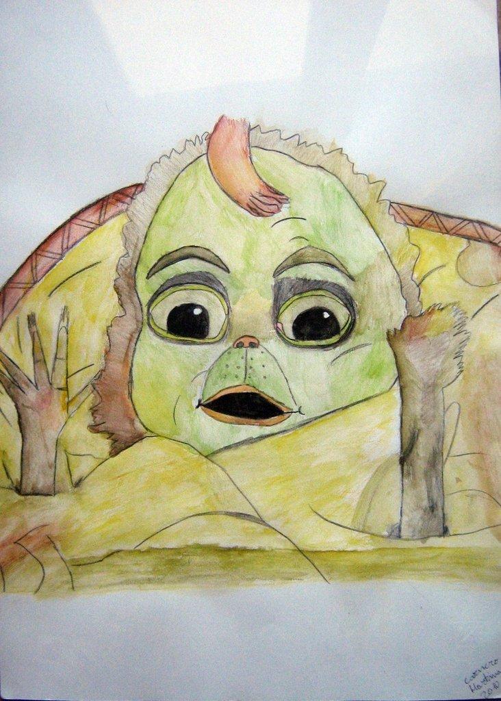 """Il baby Grinch"""