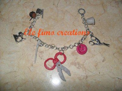 braccialetto sartoria