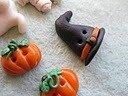 """Bottoni """"Halloween"""" set 6pz"""