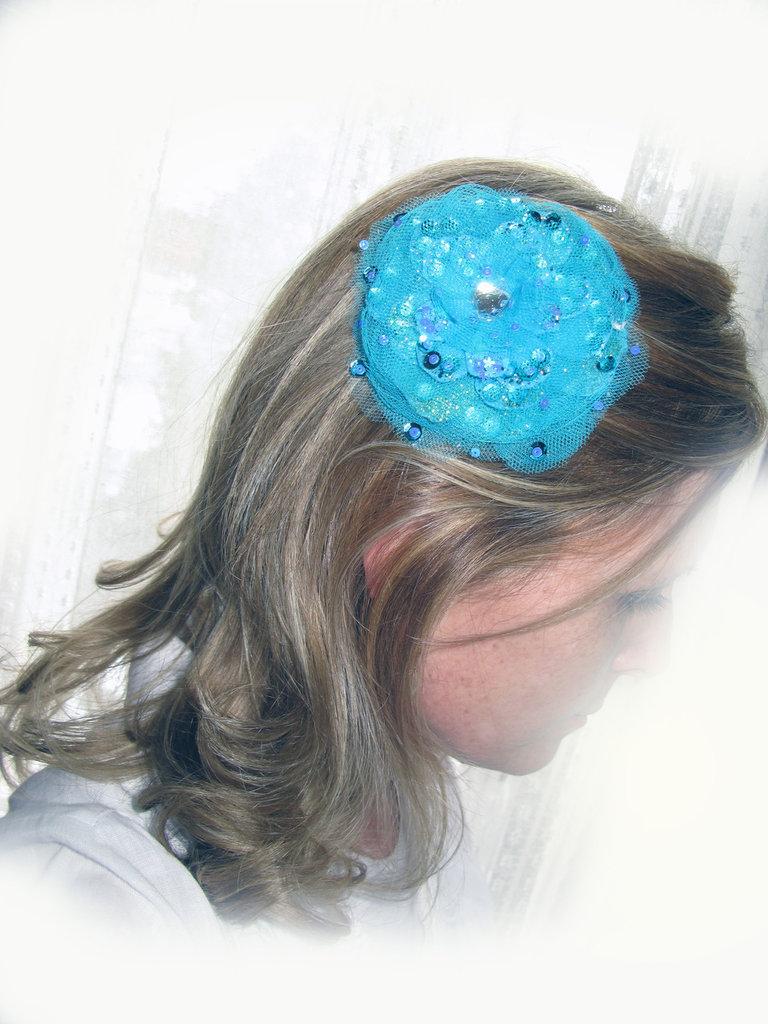 Fiore per capelli