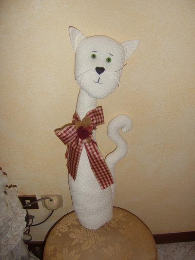 Gatto fermaporta