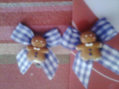 orecchini ginger