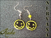 Orecchini Smile Nirvana