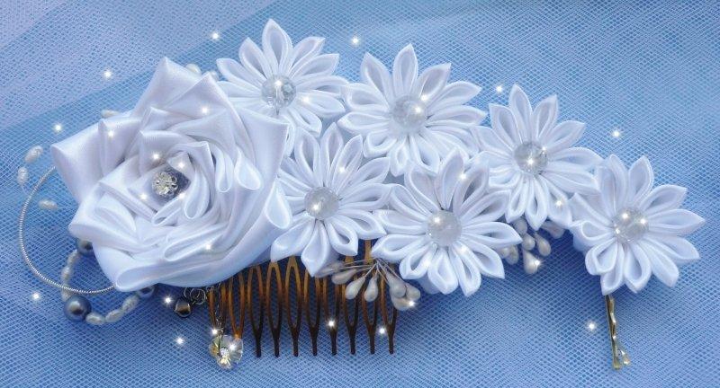 pettine per capelli da sposa