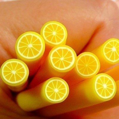 Canes di Fimo - Limone