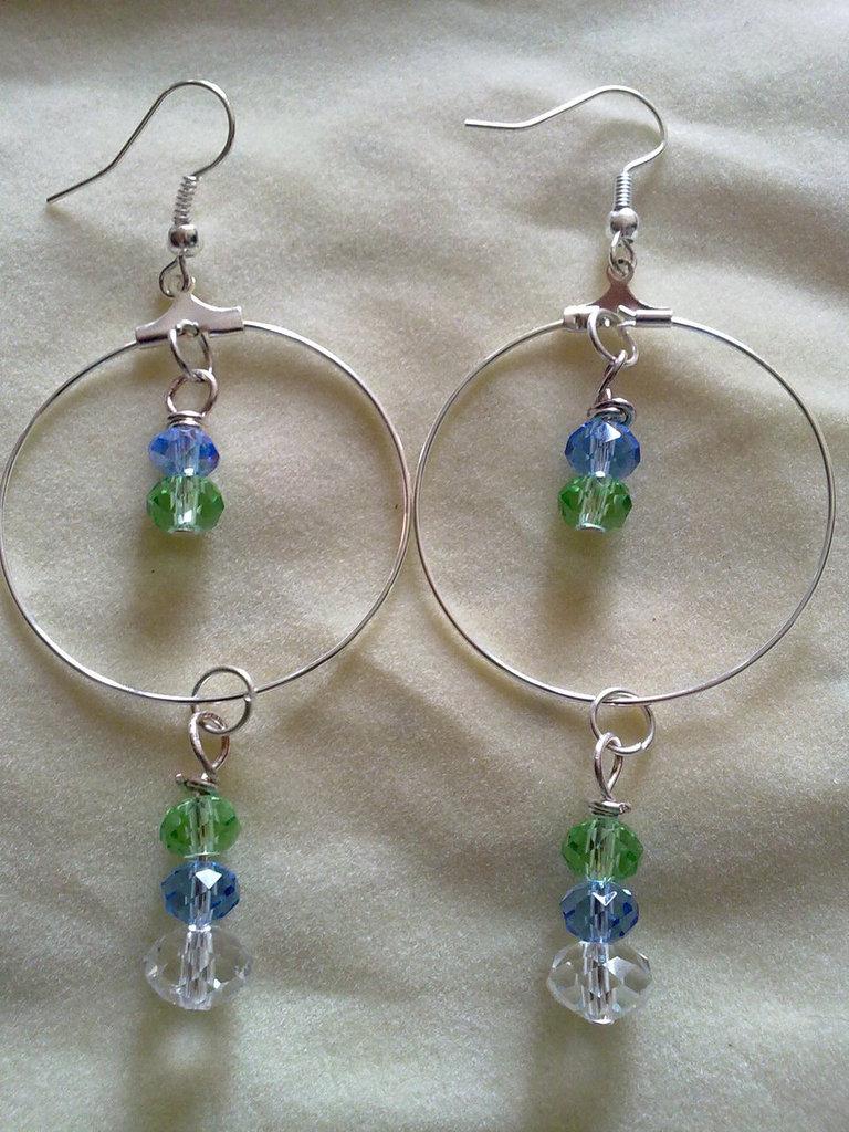 orecchini cristalli B004