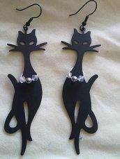 orecchini gattina B013