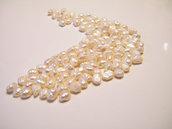 Perle d'acqua dolce- 100 pezzi