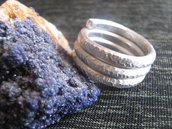 Anello alluminio - Aluminum ring