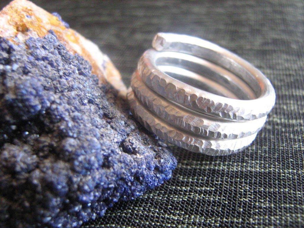Ben noto Anello alluminio - Aluminum ring - Gioielli - Anelli - di  CK07
