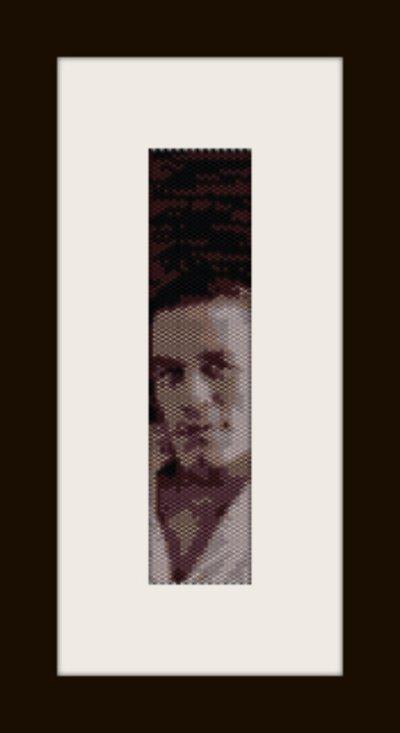PDF schema bracciale J. cena2 in stitch peyote pattern - solo per uso personale