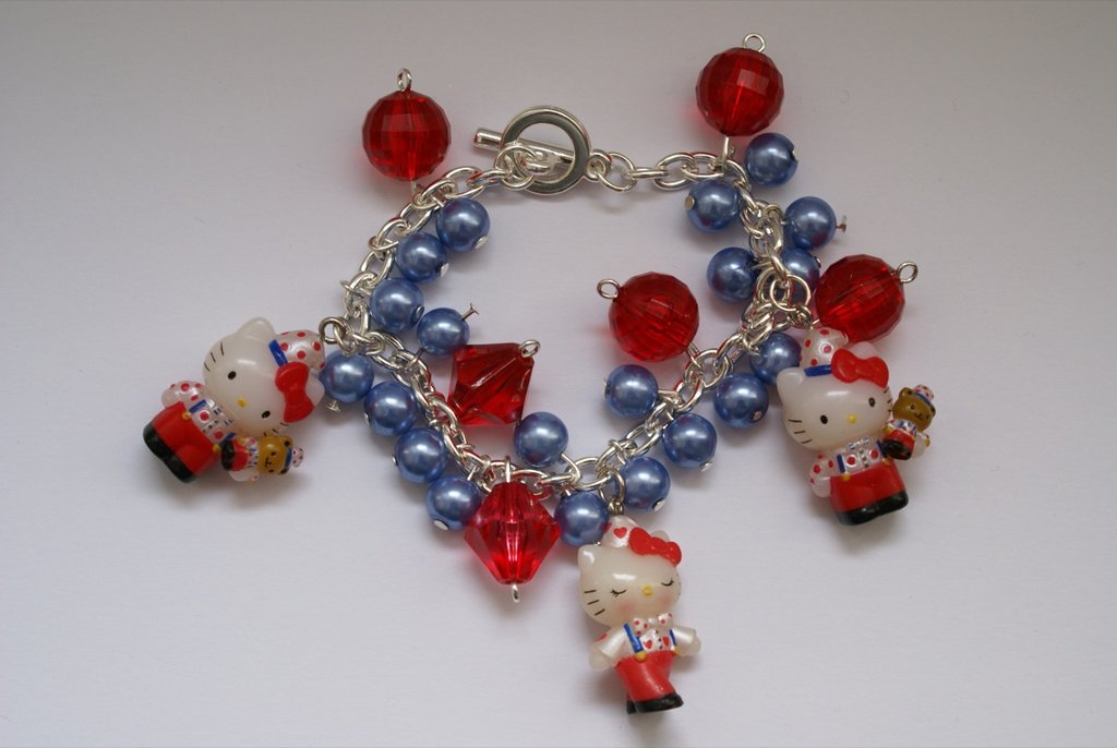 Bracciale Hello Kitty Circus