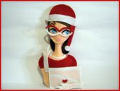Avatar natalizio MISS HOBBY
