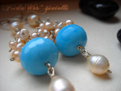Pupetta earrings  Spedizioni Gratuite