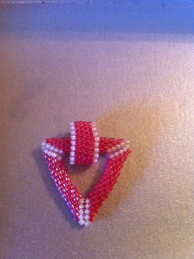 triangolino rosa