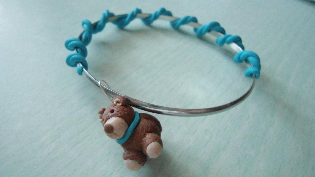 bracciale orsetto