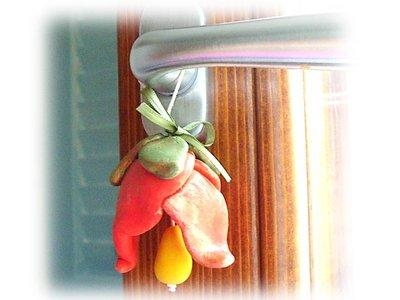Campanella tulipano- bomboniera