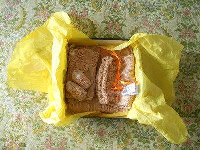 scatola neonato