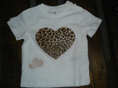 Maglietta cuore