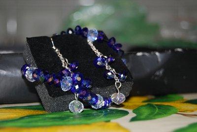 orecchini e braccialetto