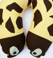 Cuscino Allattamento - Make it Fun - Giraffa