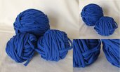 Filato di Jersey azzurro n.115 - 10.2mt