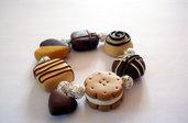 bracciale biscotti