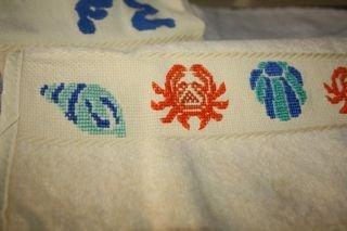Asciugamani, set per asilo