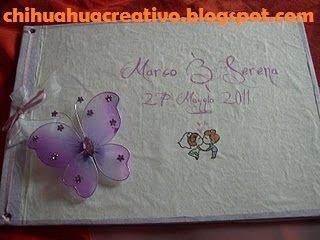Guestbook matrimoniali (libro dell'ospite)